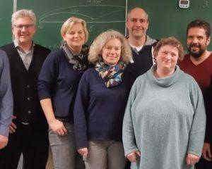 Vorstand Förderverein 2020